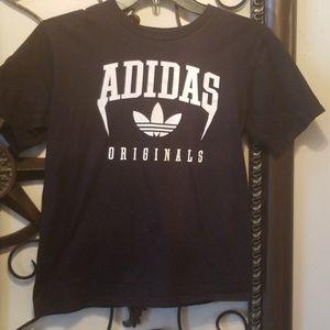 Boys Adidas Original Tshirt